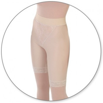15-MTOCP-Slip On Mid Thigh Girdle Open Crotch - Contour MD Style 15