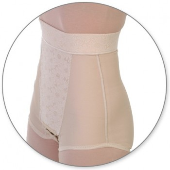 22-ABG2P-Abdominal Panty Girdle 2in Waist - Contour MD Style 22