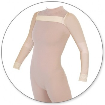 55-ASP-Armsleeve with Elastic Band - Contour MD Style 55