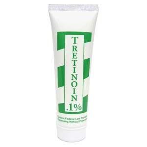 Tretinoin (Retin-A) krim anti-penuaan 0