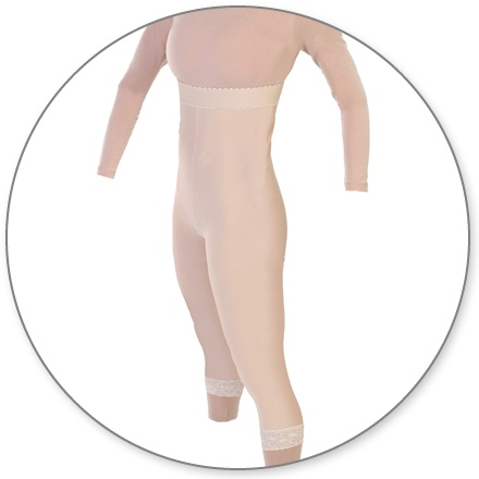 55103e1a89c Mid Calf Underbust Pull On Body Garment - Contour MD Style 39