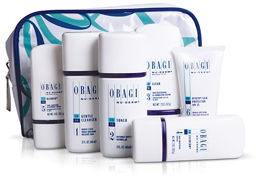Travel Size Obagi Products