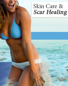 Skin Care and Scar Healing